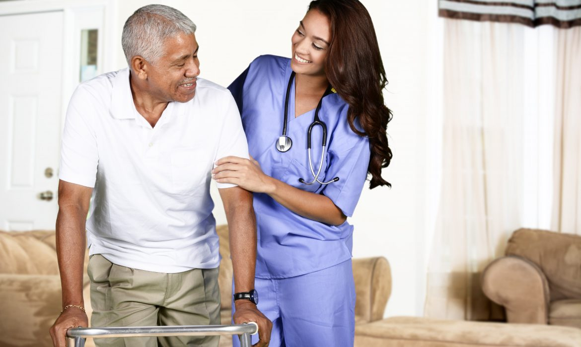 The goal of rehabilitation nursing is to assist individuals with a disability and/or chronic illness to attain and maintain maximum function. The rehabilitation staff nurse assists clients in adapting to an altered lifestyle, while providing a therapeutic environment for client's and their family's development.