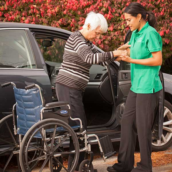 When driving is no longer an option for you or your loved one, Trinity Home Care LLC can provide you with the dependable Home Care Transportation Services and companions you need to get to where you need to go.
